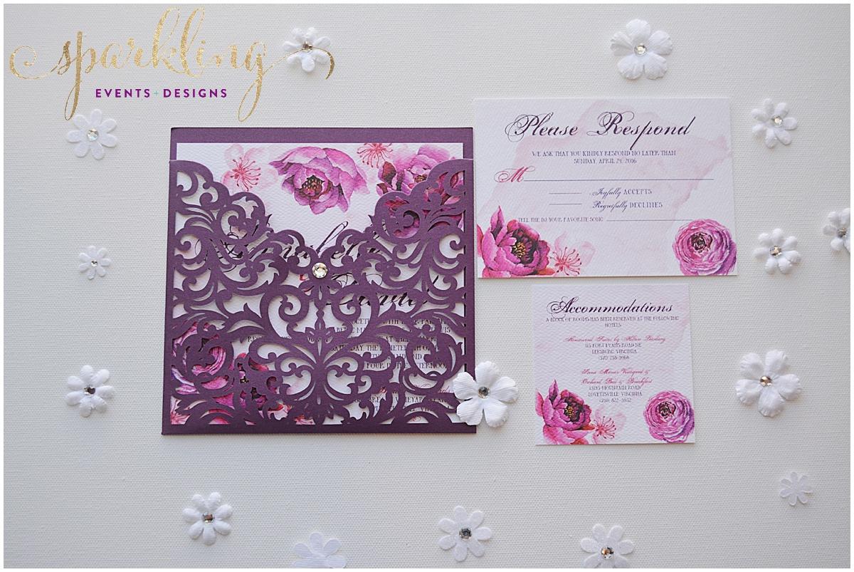 Teal Wedding Invitations Kits Wedding Invitation Lovely Purple Wedding Invitations For Wedding