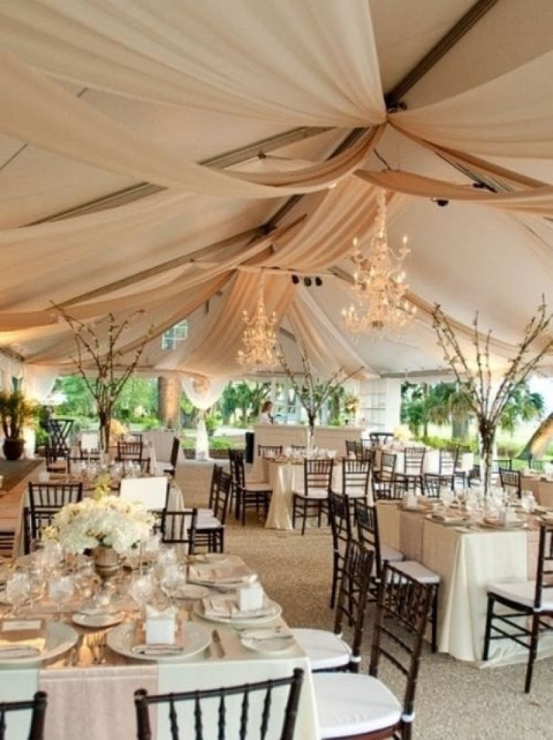 Tent Decorations For Wedding Great Wedding Tent Decoration Ideas Wedding Ideas