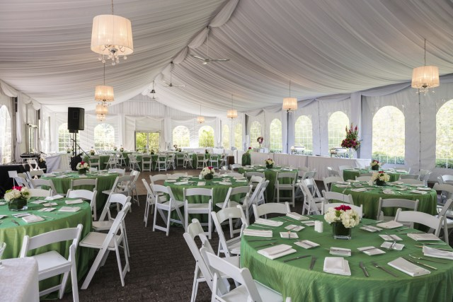 Traditional Wedding Tent Decorations Wedding Marquee Types Articles Easy Weddings