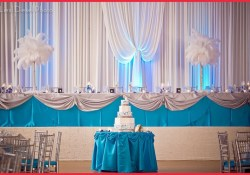 Turquoise And White Wedding Decorations Turquoise Blue And Silver Wedding Theme Turquoise And White Wedding