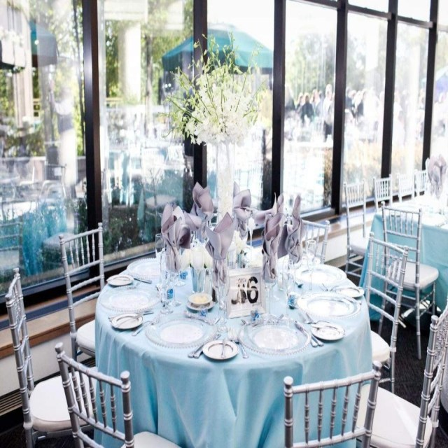 Turquoise And White Wedding Decorations White Silver Wedding Decoration Wedding Decoration