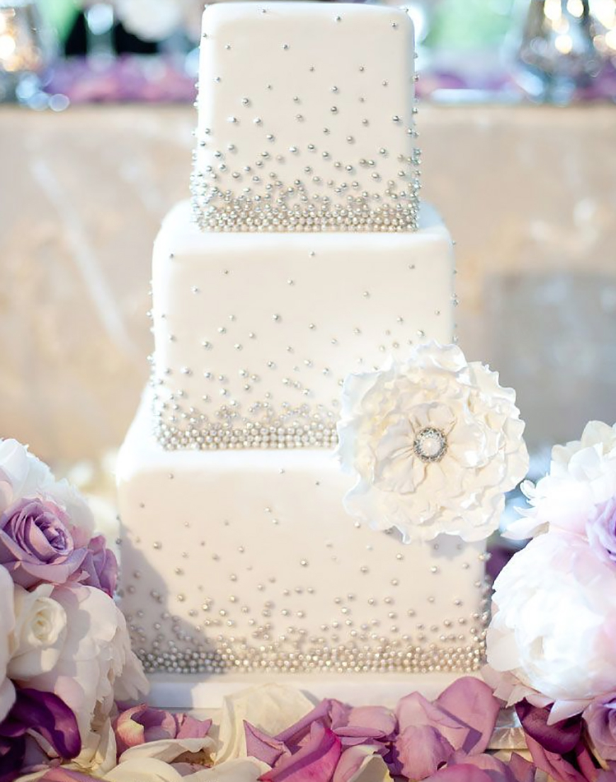 Wedding Cake Decoration Silver Wedding Cake Decorations Wedding Ideas Colour Chwv
