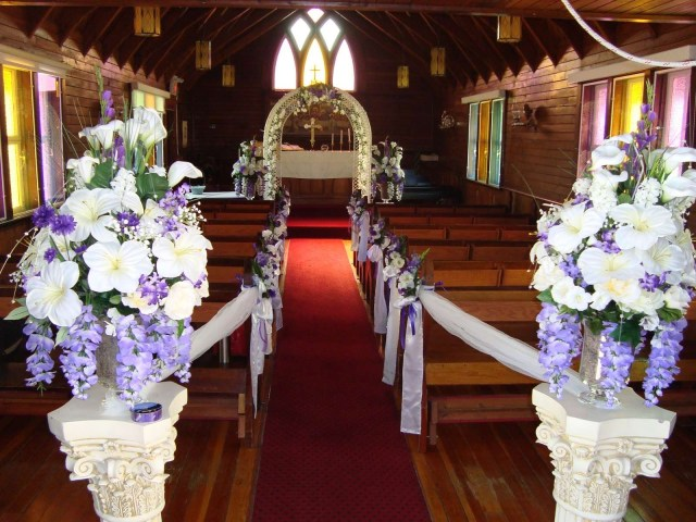 Wedding Church Decorations Images Purple Wedding Flowers Flower Vases For Weddings Church Decorations