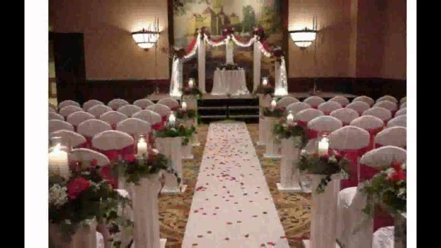Wedding Church Decorations Images Wedding Decorations For Church Youtube