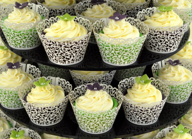 Wedding Cupcake Decorations Cake Desserts Edible Wedding Cupcake Decorations Cupcakes Ideas