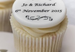 Wedding Cupcake Decorations Wedding Cupcake Decorations Just Bake Notonthehighstreet