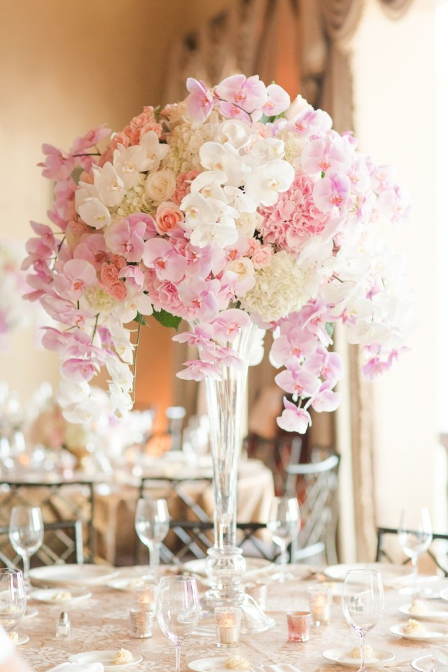Wedding Decorations Centerpieces Wedding Ideas Floral Centerpieces To Die For Large Orchid Pink