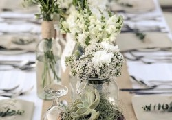Wedding Decorations Handmade Stunning Handmade Wedding Table Decorations Chwv