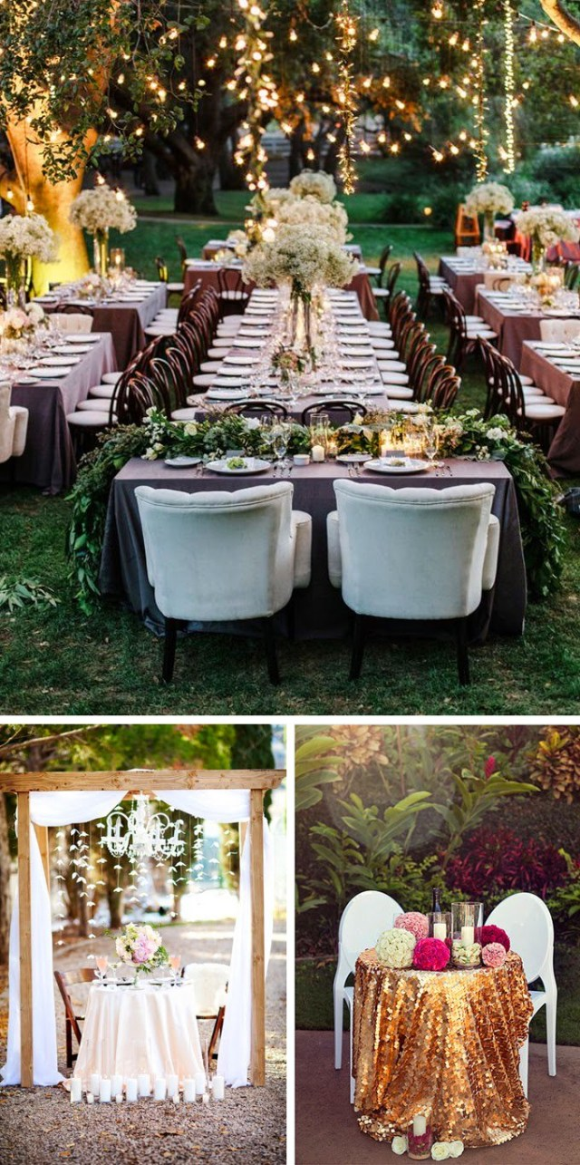 Wedding Head Table Decor 5 Head Table Wedding Decoration Ideas My Wedding Reception Ideas Blog