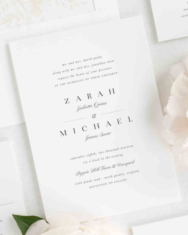 Wedding Invitation Assembly Breathtaking Elegant Wedding Invites Invitations Reviews Instagram