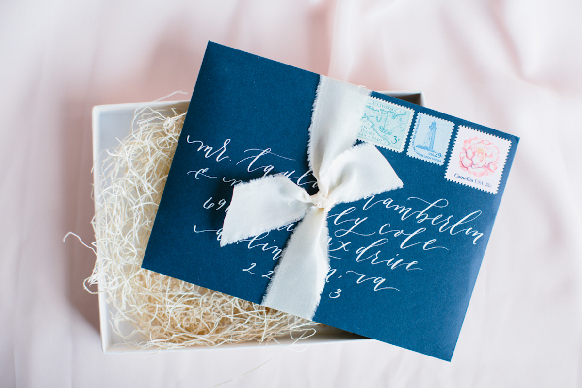 32+ Wonderful Image of Wedding Invitation Envelope
