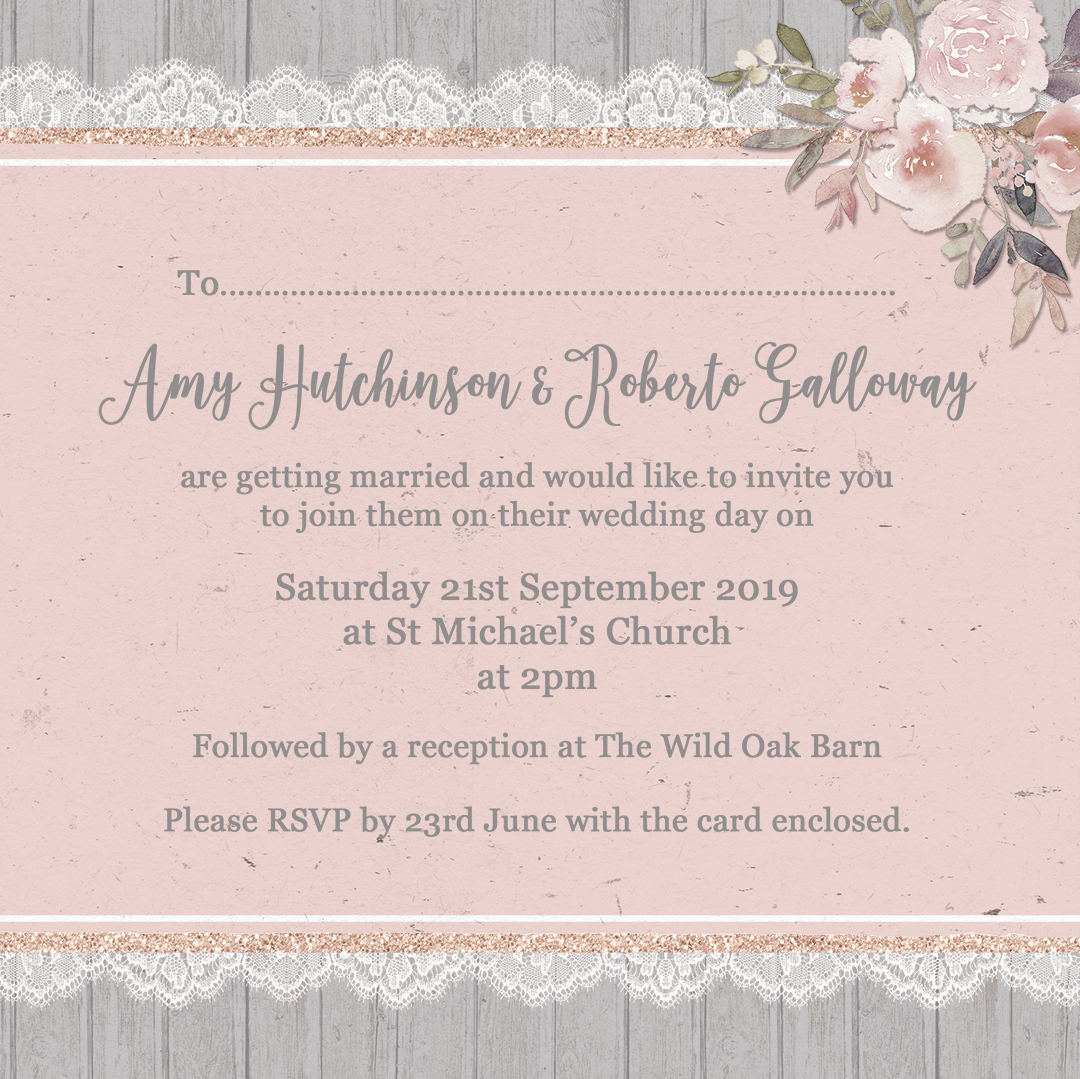 Wedding Invitation Message The Complete Guide To Wedding Invitation Wording Sarah Wants