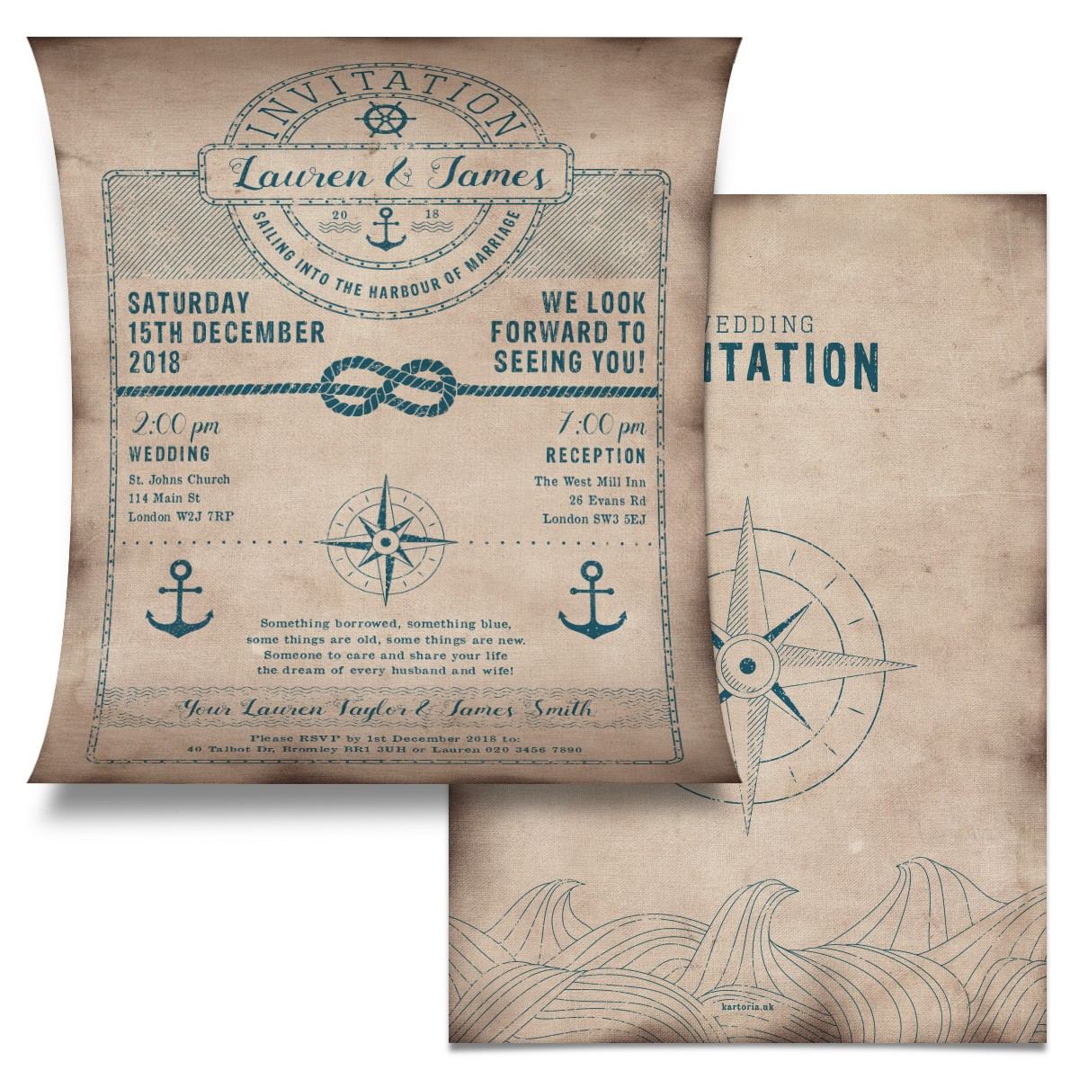 Wedding Invitation Message Wedding Invites Message In A Bottle As A Treasure Map