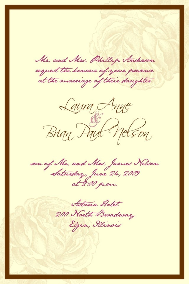 Wedding Invitation Sayings Elegant Wedding Invitation Sayings 54 For Your Hd Image Picture With