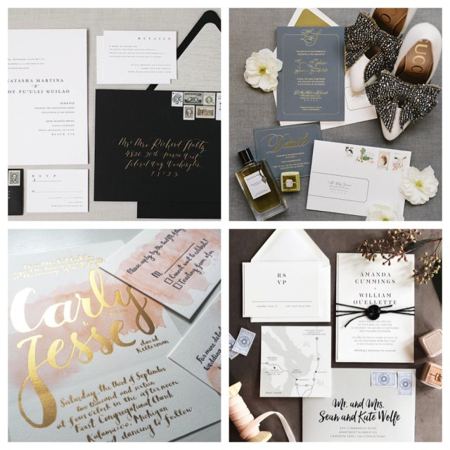 Wedding Invitation Suites The Suite Life 9 Stunning Wedding Invitation Seattle Bride