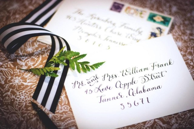 Wedding Invitations Addressing How To Address Wedding Invitations Unveiled Zola