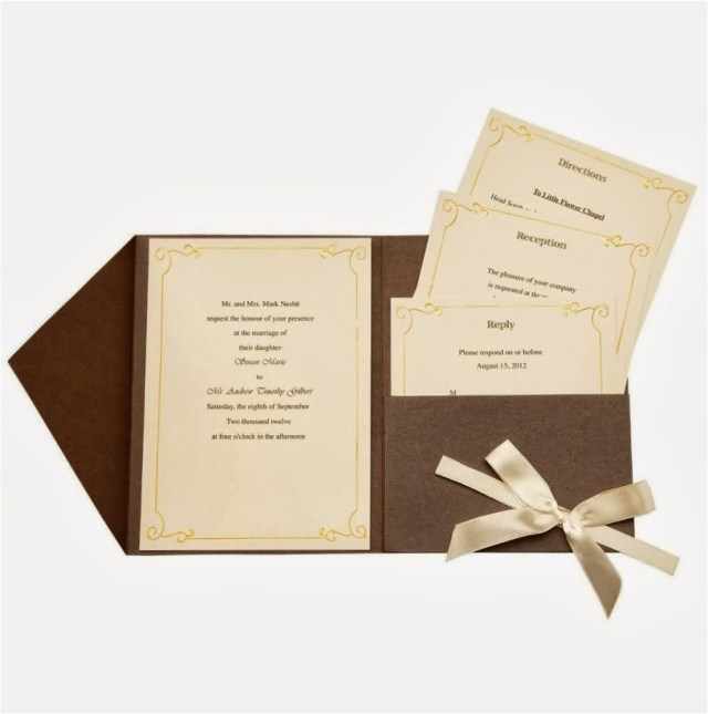 Wedding Invitations Kits Wedding Ideas Wedding Invitations Kits Grandioseparlor