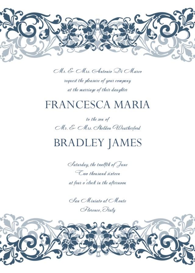 Wedding Invitations Templates 30 Free Wedding Invitations Templates 21st Bridal World