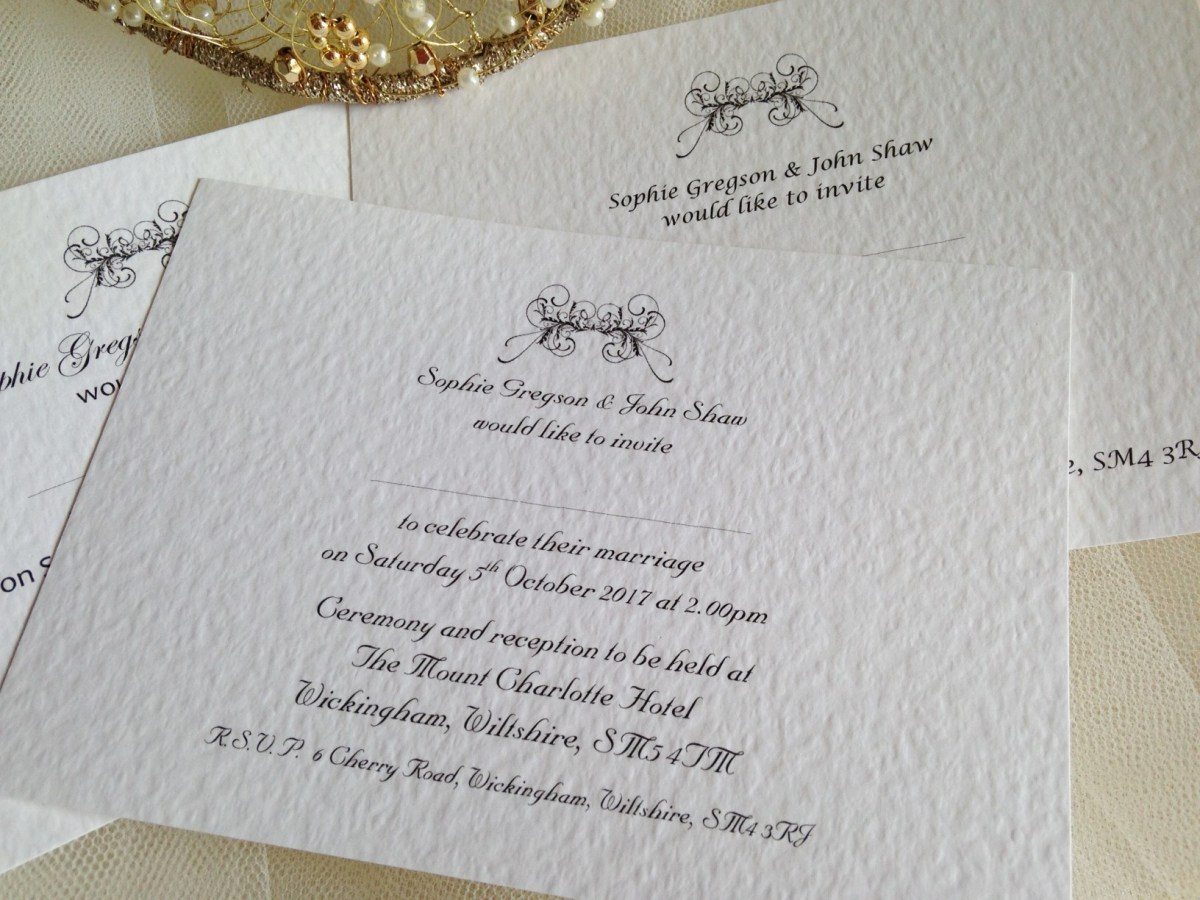 30+ Best Photo of Wedding Invitations Under 1