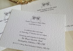 Wedding Invitations Under 1 Wedding Invitations Under 1 Daisy Chain Invites