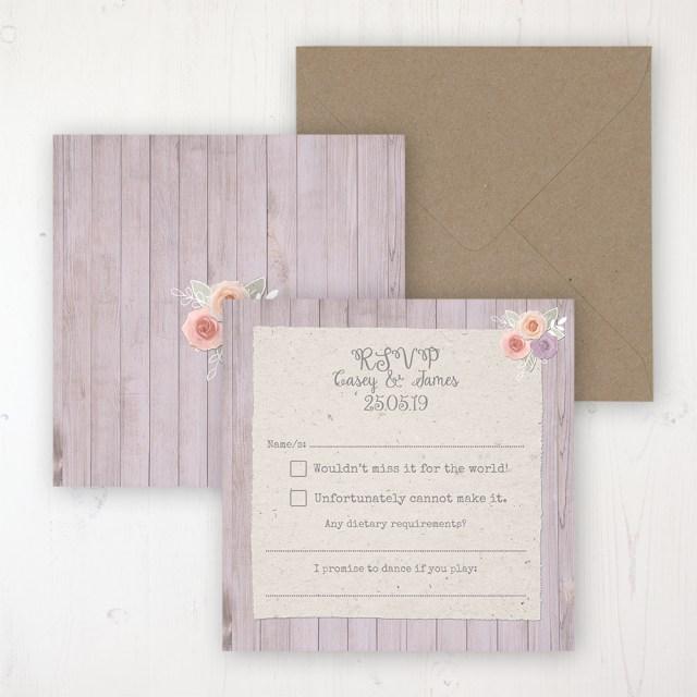 Wedding Invitations With Rsvp Vintage Birdcage Wedding Invitations Sarah Wants Stationery