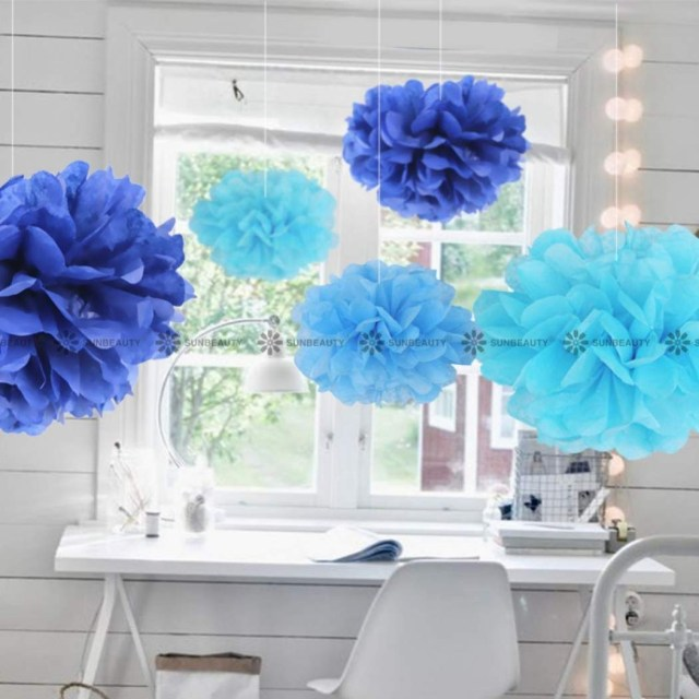 Wedding Party Decorations Buy Amango Wedding Party Home Birthday Paper Pom Poms Flower Balls