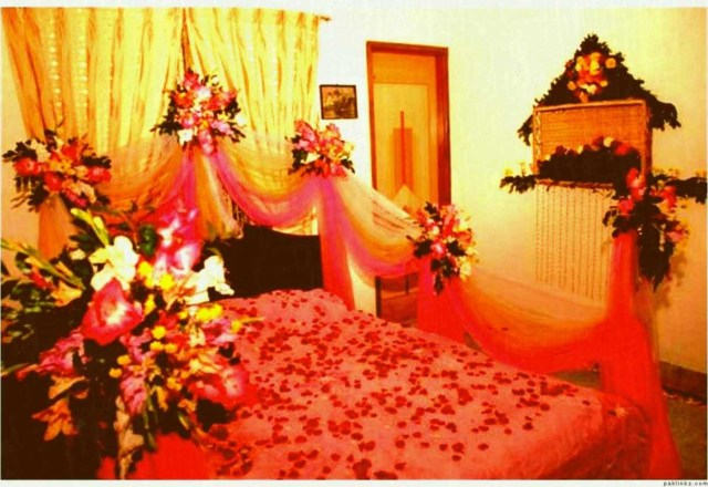Wedding Room Decorations Beautiful Candle Wall Flowers Flower Including Wedding Night Room