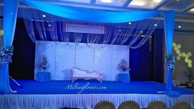 Wedding Stage Decoration Materials Types Of Wedding Stage Decoration And Its Growing Popularity