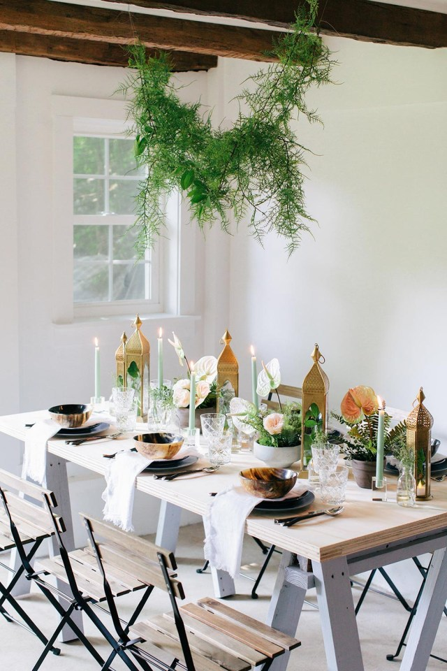 Wedding Tables Decorations 4 Long Table Centerpiece Ideas Great For Rectangular Tables The