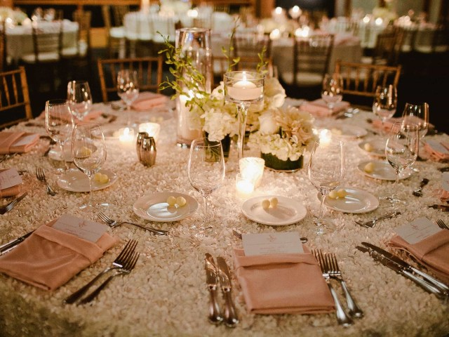 Wedding Tables Decorations 5 Tips For Coordinating The Perfect Table Decorations For Your
