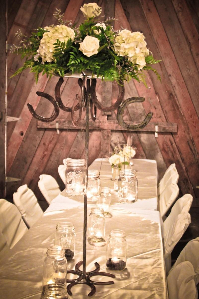 Western Wedding Decoration Ideas Country Western Wedding Satnw