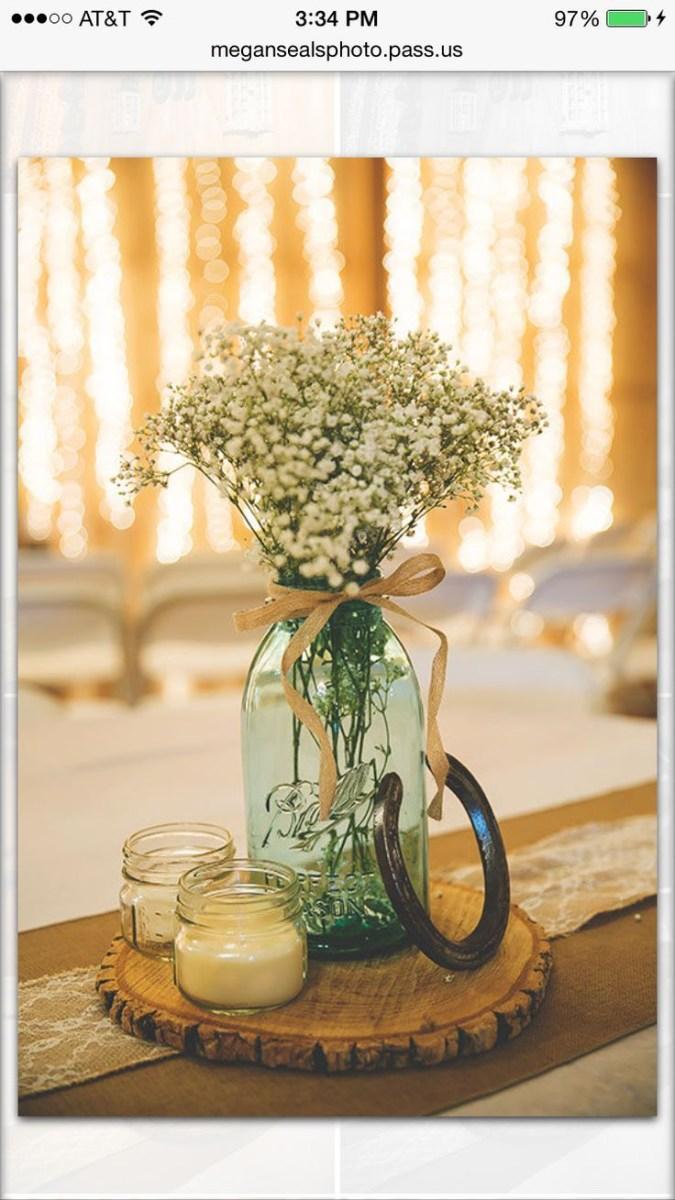 Western Wedding Decoration Ideas Western Wedding Ideas Centerpieces