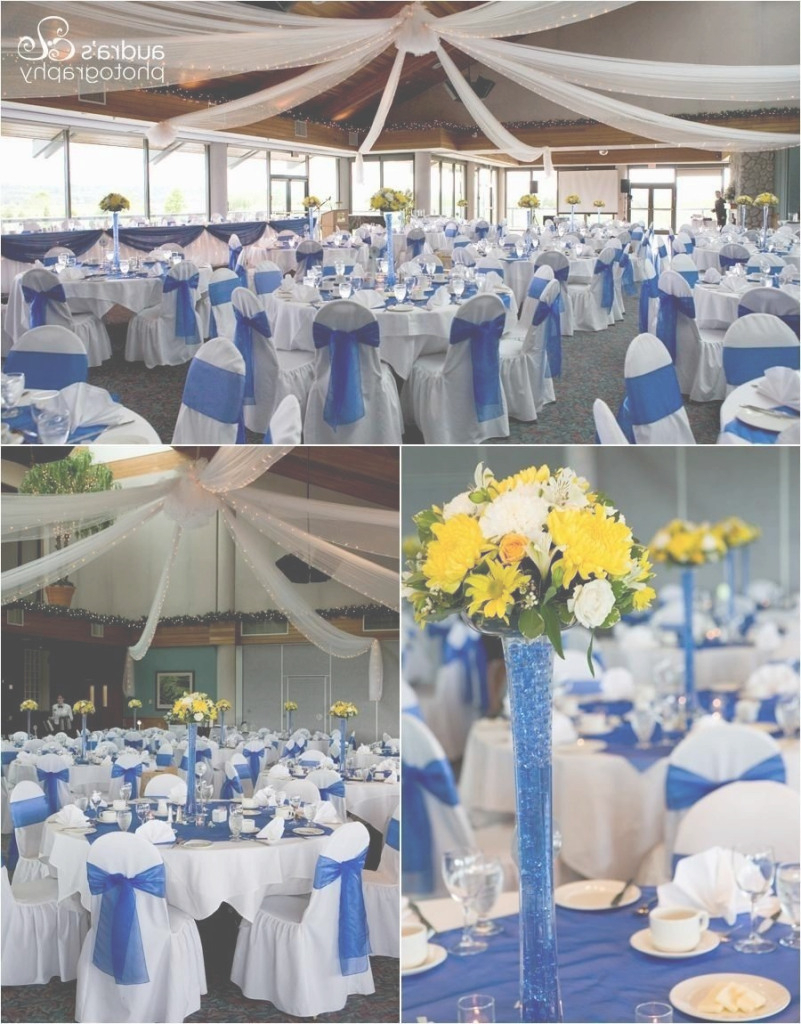 Yellow Wedding Decorations Cobalt Blue Wedding Decorations Beautiful Yellow Rhwerewpcom Cobalt