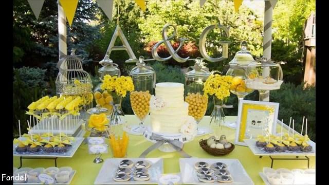Yellow Wedding Decorations Yellow Wedding Decorations Ideas Youtube
