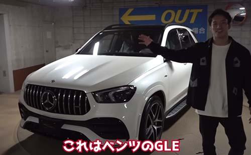 朝倉海 愛車
