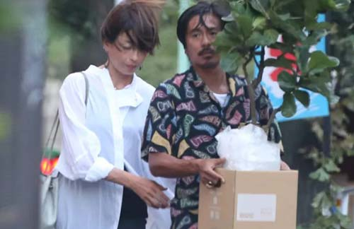 【画像】森田剛と宮沢りえに子供(娘)は一人!名前はアロハで学校や年齢は?
