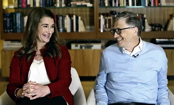 ビルゲイツの本当の離婚理由は?妻のメリンダへの財産分与は7兆円?