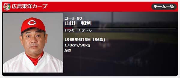 山田裕貴の父は元プロ野球選手で広島カープのコーチ!妹も美人と評判の家族!