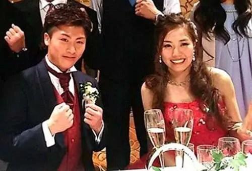 【画像】井上尚弥の嫁は咲弥で馴れ初めは?子供は3人でゴタゴタで離婚はデマ?
