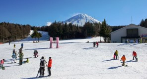 Tour japan Fujiten Ski Resort