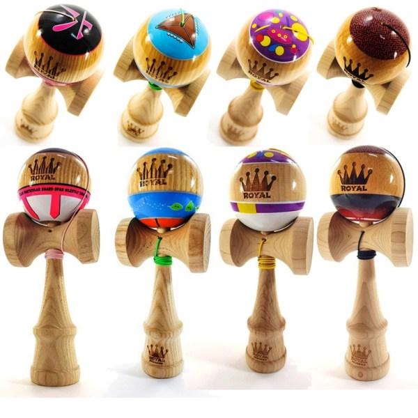 Mainan Kendama Jepang jual di Indonesia