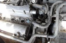 Opel Astra G_X16XEL_снят модуль зажигания