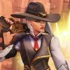 """BlizzConで『オーバーウォッチ』新ヒーロー""""Ashe""""プレイ体験。ダメージ値などをレポート【電撃PS】"""