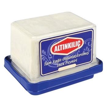 altınkılıç tam yağlı oldunlaştırılmış inek peyniri, altınkılıç ezine klasik peynir