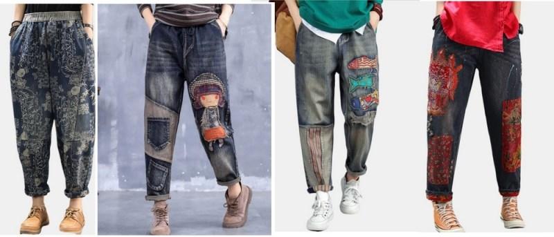 rahat pantolon, salaş pantolon, salaş jean