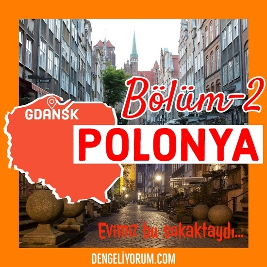 Polonya Gdansk Mariacka Street