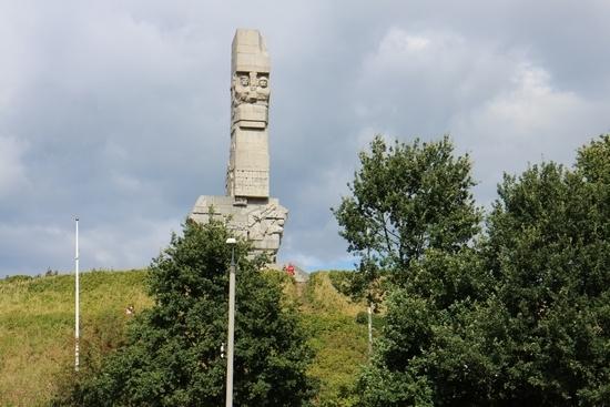gdansk westerplatte