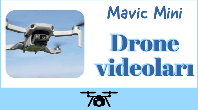 drone videoları