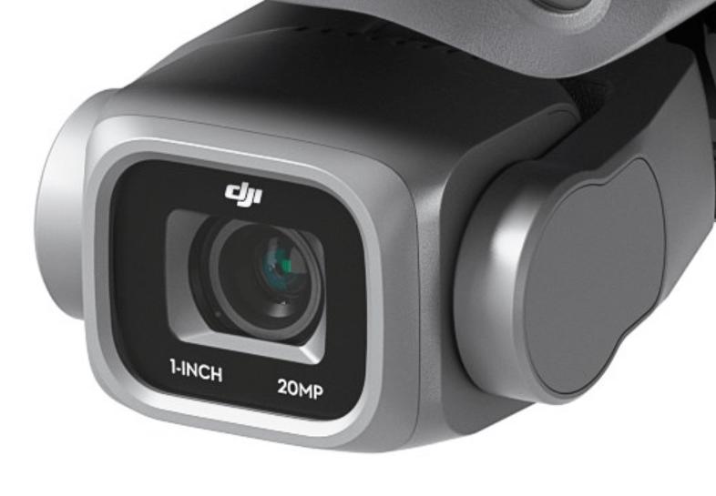 Dji Air 2s 5.4k kamera