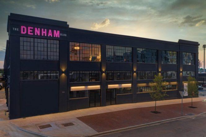 Birmingham Denham Lofts Parkside